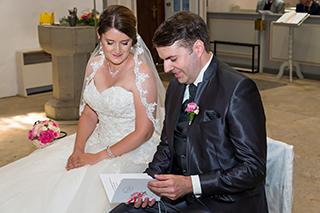 Hochzeit - Reportage